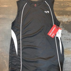 TYR competitor tank new with tags Size small